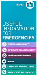 useful information for emergencies